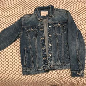 New Anthropologie Denim Jacket